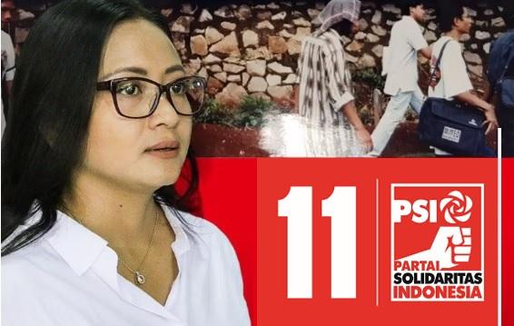 Cemas Melihat Korupsi dan Intoleransi, Mayang PSI: Saya Harus Berbuat Sesuatu