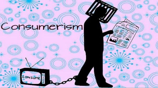 Konsumerisme Simbolik Zaman Now