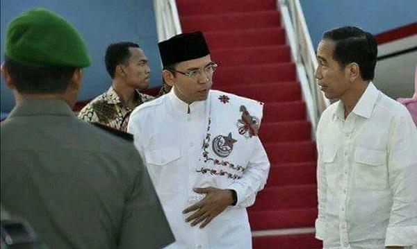 Jokowi-TGB, Dwitunggal Nasionalis-Religius