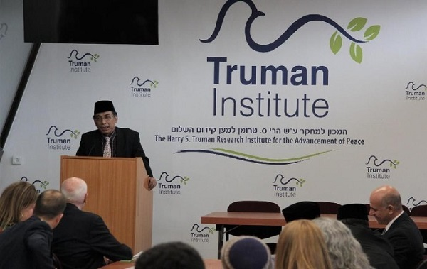 Kunjungan Yahya Staquf ke Israel adalah Pengkhianatan terhadap Palestina?