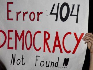 Mahasiswa! Tumbangkan Demokrasi Feodal Sulawesi Barat