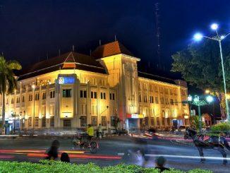 Nuansa Eropa di Nol Kilometer Yogyakarta