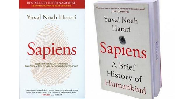 Sapiens, Kisah Menakjubkan tentang Sejarah Umat Manusia