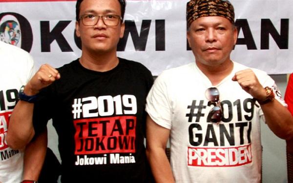 Perbedaan Lagu Ganti Presiden dan Tetap Jokowi