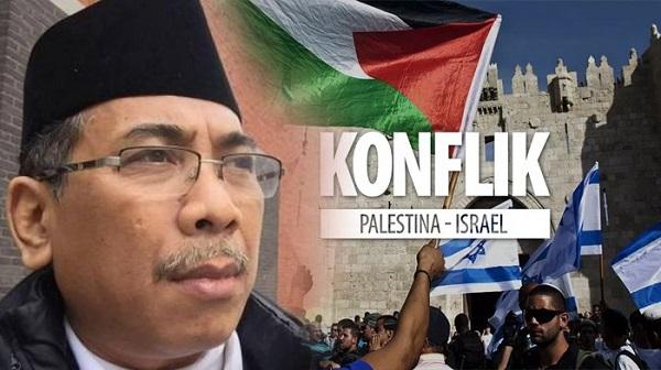 Yahya Cholil Staquf: Saya ke Israel atas nama Kegelisahan dan Kesedihan
