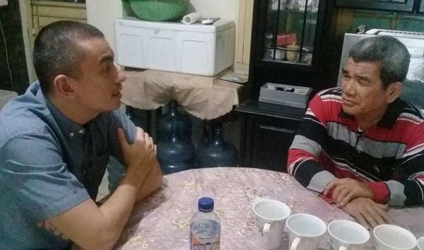 Blusukan ke Kalisari, Pdt Silalahi Harapkan Rian Ernest Bisa Amanah dan Menjaga Keberagaman