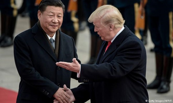 Donald Trump, Cina, dan Perang Dagang
