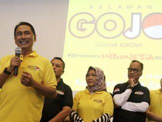 Gojo Kritik Perindo yang Utak-atik Aturan Dasar Pemilu