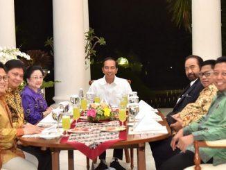Jokowi Bertemu Partai Pengusung, Mahfud MD Tak Waswas