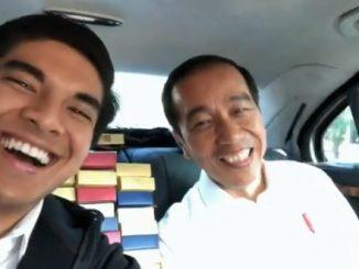 Jokowi Panggil 'Bro', Syed Saddiq We are One