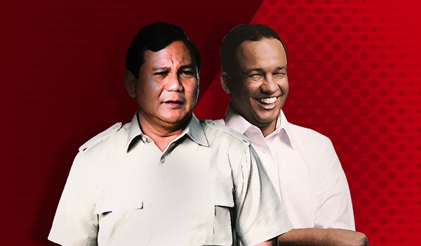 Lebih Mudah Kalahkan Prabowo daripada Anies