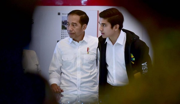 Presiden Jokowi Idola Anak Muda Malaysia