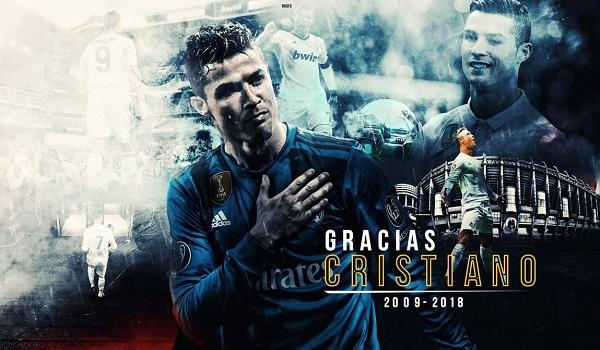 Terima Kasih, Cristiano Ronaldo!
