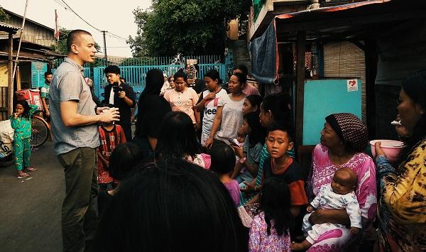 Blusukan ala Jokowi, Rian Ernest Biar Warga Tak Cuma Kenal Tembok
