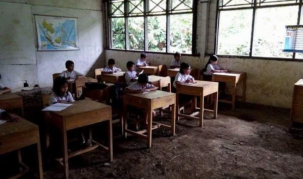 Dorong Infrastruktur Pendidikan di Polman, Hamka Ini Fondasi Kemajuan Siswa