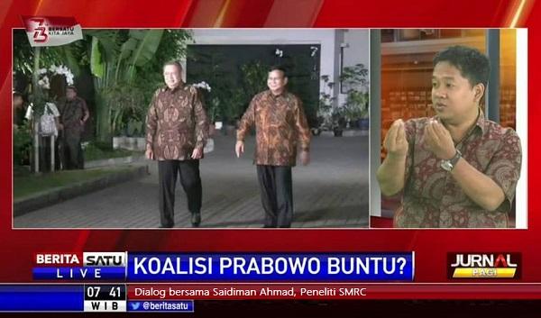 Kenapa Penentuan Cawapres Alot, Koalisi Prabowo Buntu, dan PAN Bimbang