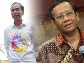 Mahfud MD: Negeri Ini Tetap Butuh Jokowi