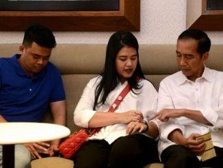 Menghitung Kehamilan Kahiyang Ayu Jokowi