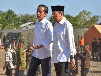 Tak Ada Kaitan Gempa Lombok dengan Pilihan Politik TGB
