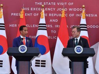 45 Tahun Hubungan Diplomatik, Indonesia dan Korsel Sepakati 6 Nota Kesepahaman