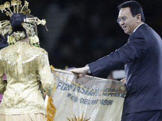 Ahok, Pemicu Kejayaan Asian Games 2018