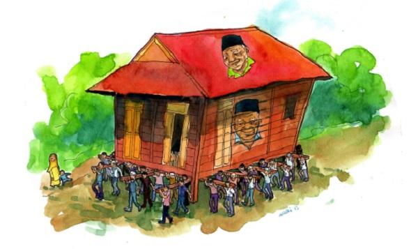 Jak-Ngajak, Gotong Royong Merajut Kebersamaan, Toleransi, dan Perdamaian di Masyarakat Madura