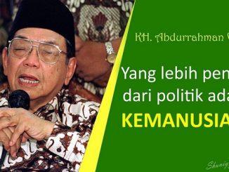 Mbah Wali Gus Dur Jadi Rebutan