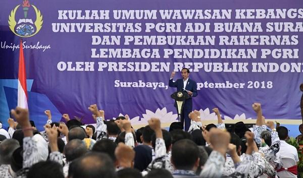 Menguatkan Peran PGRI, Memajukan Pendidikan Indonesia