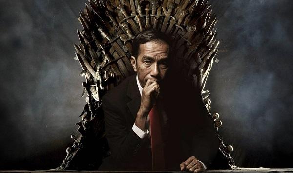 Winter is Coming, Peringatan Penting Presiden Jokowi bagi Dunia