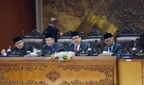Parah! DPR Hanya Mensahkan 4 UU Sepanjang Tahun dari Target Semula 50 RUU