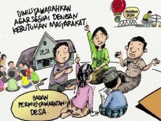Menggagas Terus Demokrasi Desa