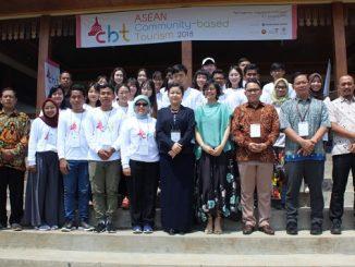 ASEAN CBT Dorong Iklim Pariwisata Indonesia yang Berkesinambungan dan Inklusif