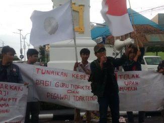 Ikama Sulbar Tuntut Pemrov Hentikan Perbudakan Guru