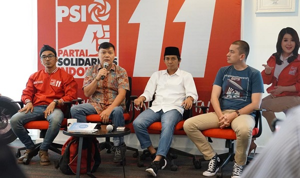 Jokowi Terbukti Sukses dalam Penegakan Hukum, HAM, dan Antikorupsi