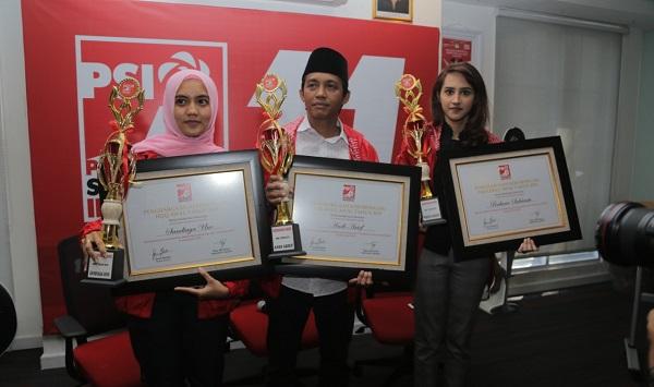 Kebohongan Award untuk Prabowo, Sandi, dan Andi Arief
