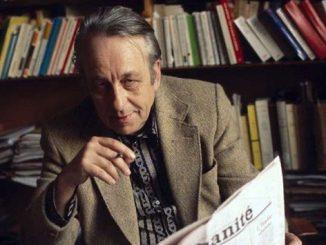 Louis Althusser: Kebebasan Itu Omong Kosong