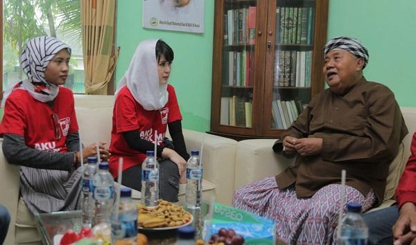 Pimpinan Pesantren Al-Fattah Lamongan Puji Semangat Solidaritas PSI