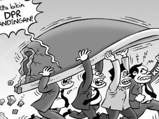 DPR Mengecewakan, Jangan Diulang