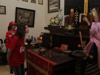 Gus Dur, Boen Hian Tong, dan Hidup Bertoleransi di Semarang