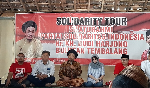 Solidarity Tour ke Jateng, Unicorn Politik Indonesia Siap Menangkan Jokowi