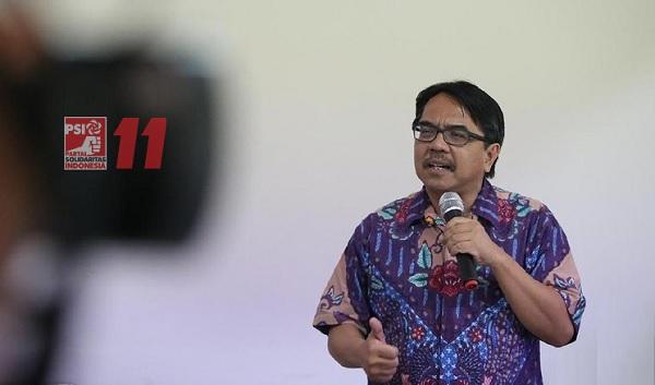 Indonesia Butuh PSI, Bukan Partai Pemalas, Korup, Oportunis, Pengecut…