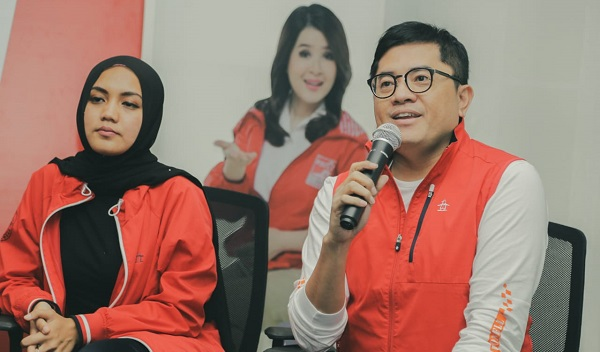 Kader-Kader PSI Serbu Respons atas Pidato Politik Grace Natalie