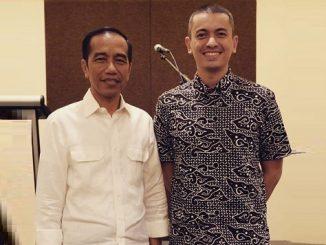 Sosok Jokowi di Mata Rian Ernest