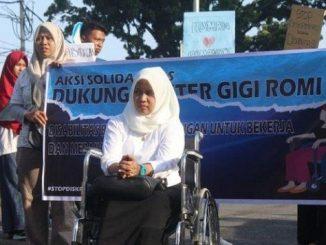 Karena Penyandang Disabilitas, Romi Gagal Jadi PNS