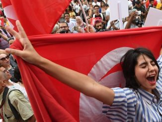 Perempuan Tunisia Bebas Menikah