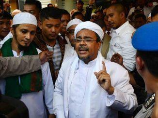 Rekonsiliasi Politik, Bukan Kompromi Hukum Rizieq Shihab