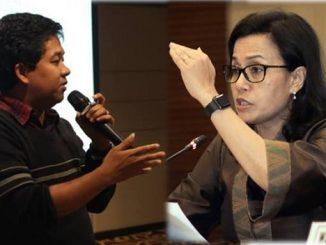 Saidiman Ahmad Desak Sri Mulyani Jelaskan Kasus BLBI