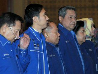 Tinggal Kelas, SBY Disuruh Mundur dari Jabatan Ketum Demokrat