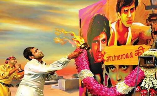 Hubungan Chairil Anwar dengan Film India