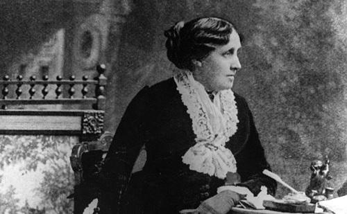 Louisa May Alcott, Seorang Pendidik yang Tersembunyi